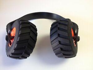 Ear Muffs Monster Kids Truck Mini Monster Truck Tire Earmuffs Hearing Protection