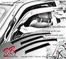 Wind Guard Visor 4pcs For Toyota Camry 02 03 04 05 06 2002-2006 4DR LE SE XLE LE