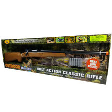 Electronic Toy Rifle Bolt Action - Outdoor Hunter