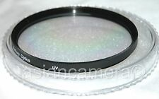 55mm UV Lens Safety Filter For Sony A200 A300 75-300mm Glass Scratch Protection