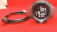 Garmin Instinct Rugged GPS Watch - Graphite Colour