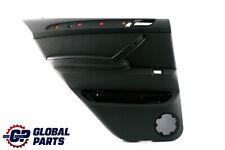 BMW X5 E53 Série Arrière Gauche N//S PORTE CARTE gris en cuir Aménagement Intérieur Panneau