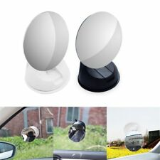 Facing Mirrors Infant 360 Degree Suction Cup Car Back Seat Mirror Baby Rear Ward