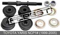 Front Stabilizer / Sway Bar Link For Toyota Yaris Ncp1# (1999-2005)