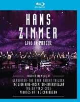 Hans Zimmer - Live in Prag Neu Blu-Ray