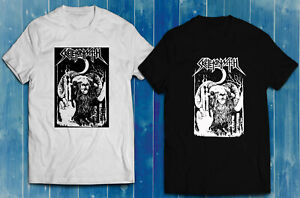SKELETONWITCH UNMERCIFUL GOAT Men's T-Shirt Size S-2XL