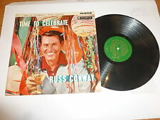 RUSS CONWAY - Time To Celebrate - 1959 UK 18-track vinyl LP