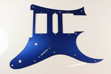 Blue Anodized Aluminum pickguard fits Ibanez (tm) RG550 Jem RG HSH