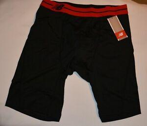 "Men's New Underwear New Balance Performance 9""  Compression Boxer Brief Size M"