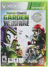 Plants vs. Zombies: Garden Warfare  (Xbox 360, 2014) BRAND NEW