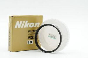 Nikon 52mm Skylight L1A (1a) Glass Filter #941
