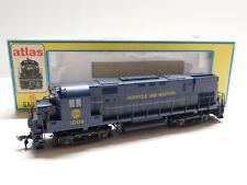HO Scale - Atlas/KATO - Norfolk & Western ALCO C-425 Diesel Locomotive Train