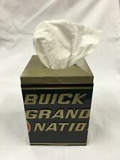 Buick Grand National License Plate Tissue Box Cover Flower Box Home Decor