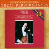 "YO YO MA ""BACH 6 CELLO SUITEN"" 2 CD NEW"