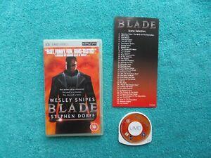 BLADE - sony playstation portable - PSP UMD video