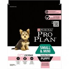 Food Dogs Puppies Purina Pro Plan Small&mini Puppy (Leather Sensitive)