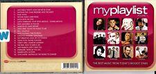 My Playlist volume 1 cd album- John mayer Kylie,Santana,Fray,Evermore