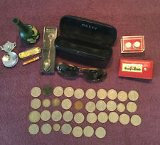 House Clearance Job Lot Vintage Coins & Bits