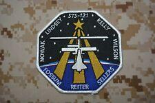 Y8 écusson insigne patch Aérospatiale NOWAK LINDSEY STS-121 KELLY WILSON FOSSUM