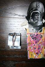 JUDITH SUPINE  Original artwork Street Art grafitti Faile Obey banksy kaws