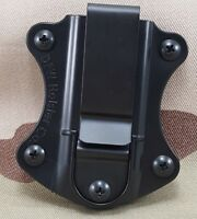 Ruger LC9 Mag Pouch, Magazine Holster, Kydex Tuckable IWB OWB