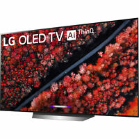 "LG OLED77C9PUB 77"" C9 4K HDR Smart OLED TV w/ AI ThinQ (2019 Model)"