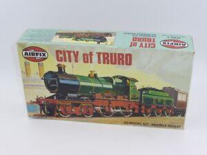 Airfix Plastic Series 4 kit 04654-3 City of Truro Locomotive, OO Gauge