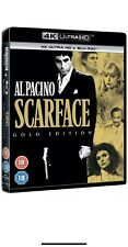 Scarface 4K and Bluray
