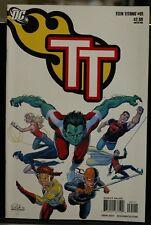 TEEN TITANS #91 FIRST PRINT DC COMICS (2011) KID FLASH RAVAGER SUPERBOY ROBIN