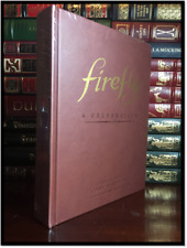 Firefly Celebration by Joss Whedon Illustrated Sealed Deluxe Anniversary Edition