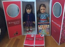 NIB American Girl Doll Molly and  Emily. Includes  Molly PJs  and Accessories