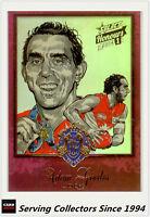2014 Select AFL Honours Brownlow Sketch Card BSK47 Adam Goodes (Sydney)
