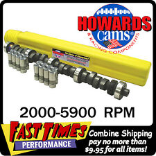 """HOWARD'S 289-302 Ford Big Mama Rattler™ 289/297 501""""/480"""" Cam Camshaft & Lifters"""