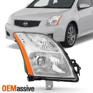 Fit 2010 2011 2012 Nissan Sentra L4 2.0L Models Right Passenger Side Headlight