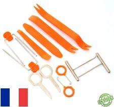 Kit 12 pcs Outil Démontage Réparation AutoRadio Plastique Clips Peugeot 508