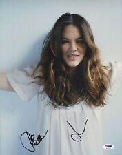 Jacinda Barrett Signed 11x14 Photo PSA/DNA Bloodline Poseidon Picture Autograph