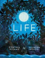 Life, School And Library by Rylant, Cynthia; Wenzel, Brendan (ILT), Brand New...