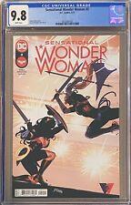 Sensational Wonder Woman #2 CGC 9.8