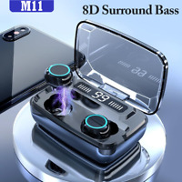 Bluetooth 5.0 Headset TWS Wireless Earphones Mini Stereo Headphones Earbuds Good