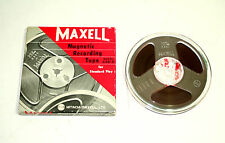 Vintage 1970's MAXELL A50-5 Reel to Reel 5 inch Tape