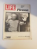Life Magazine Pablo Picasso Special Double Issue December 1968