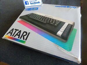 Atari 800xl computer boxed MINT Trusted