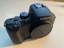 Samsung NX NX20 20.3MP Digitalkamera - Schwarz (Nur Gehäuse) B772