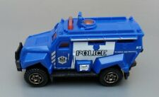 2014 MBX HEROIC RESCUE POLICE S.W.A.T. TRUCK MATCHBOX
