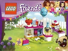 Lego Friends 41112-Partykuchen Neu & OVP