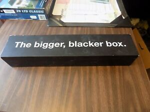 Cards Against Humanity Game - The Bigger, Blacker Box.