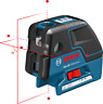 BOSCH GCL25 5-Point Self Leveling Alignment Laser Cross-Line