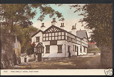 "Cheshire Postcard - ""Ring O'Bells"" Hotel, West Kirby  A7115"