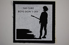The Cure Cloth Patch (Cp214) Goth Rock Depeche Mode Bauhaus The Smiths Siouxsie