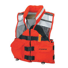 Stearns I426ORG-04-000F Life Jacket Search and Rescue (SAR) Flotation Vest (L)